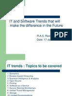Future IT Trends