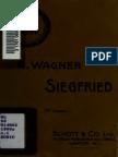 Wagner Siegfried Bilingual