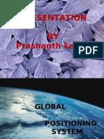 Presentation by Prashanth Keni