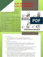 Prevención de Accidentes y Manejo Inicial de Lesiones