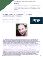 Fuori Di Matrix_ Michael Tsarion_ Il Sionismo, i Kazari, i Rothschild e Il Vaticano