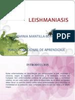Exposicion Individual Leismaniasis