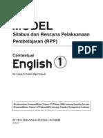 RPP Contextual English SMA1