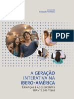 A Geracao Interativa Na IberoAmerica