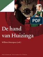 De Hand Van Huizinga (Dutch_Edition)