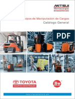 Catalogo General Bt Toyota Email