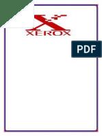 Investigacion de Xerox Equipo