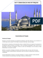 PRESENTACION TURQUIA