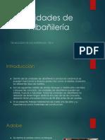 Unidades de Albañilería - POWER POINT