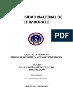 Silabo Sistemas de Comunicacion Marzo 2014 - Julio 2014