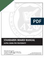 Standards Board Manual_2012 (2)