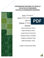 Informe Fresado II