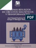 Problemas Resueltos de Circuitos Magnéticos y Transformadores