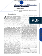 Moura(2009) ConscFonologica
