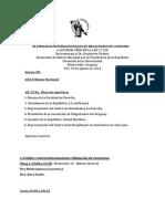 Xi Jornadas Inter. Relaciones de Consumo Programa