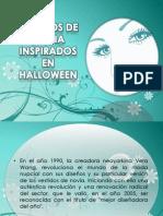 Vestidos de Novia Inspirados en Halloween