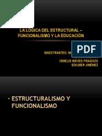 La Lógica Del Estructural – Funcionalismo y La (3)