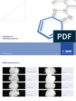 Additives for Specialty Polymers