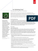 Marketing Cloud Solution Overview De
