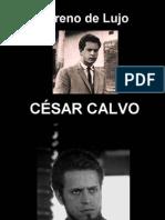 César Calvo - Estreno de Lujo - poesía