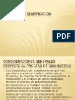 Sistemas de Clasificacion 2012
