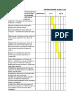 Modelo de Evaluación y Monitoreo Del Plan de Mejora