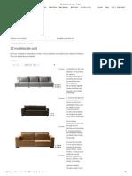 22 Modelos de Sofá - Casa