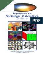 Alaminos Sociologia Matematica