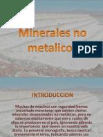 Diapositivas No Metalica