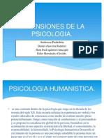 Dimensiones de La Psicologia
