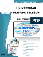 Plan de Marketing Tg