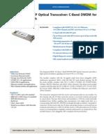 Fibre Connector for DWDM