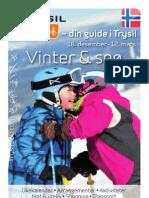 Trysil360 – din guide i Trysil, 18. desember–12. mars 2010