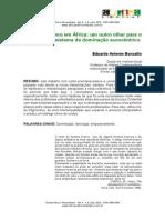 Colonialismo Em Africa
