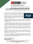 MINISTRO URRESTI ANUNCIA LUCHA FRONTAL CONTRA EL CONTRABANDO DE COMBUSTIBLE EN EL NORTE DEL PAÍS