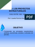 Los Proyectos Estructurales