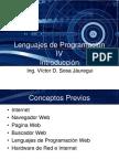 01 Lenguajes Programacion IV Introduccion