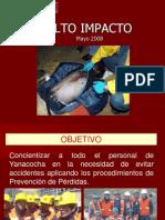 Alto Impacto 2008 -General