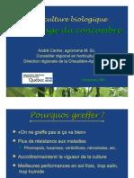 SERR BIO - Greffage Concombre (07!11!27) Ccc