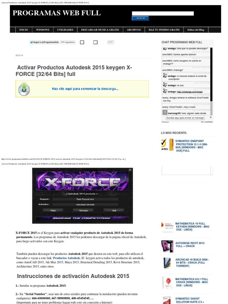 download x-force keygen autodesk 2015 pc