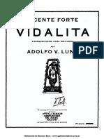 Vicente Forte Vidalita