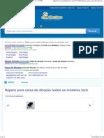 f1000 lista de reparos de direção