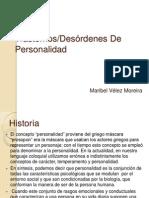 Presentacion Trastorno de Personalidad