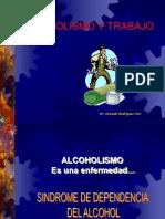 Alcoholismo y Trabajo (Dr. Oswaldo Rodriguez)