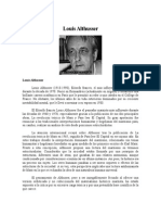 Biografia Louis Althusser