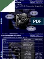 Yaris (1nz-Fe, 2nz-Fe Engine)