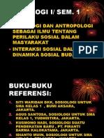 Sosiologi i Sem Satu