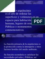 Historia de La Arquitectura 8 Basico.