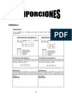 SEMANA 2 - Proporciones