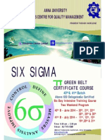 Green Belt 40 & 41 Brochure